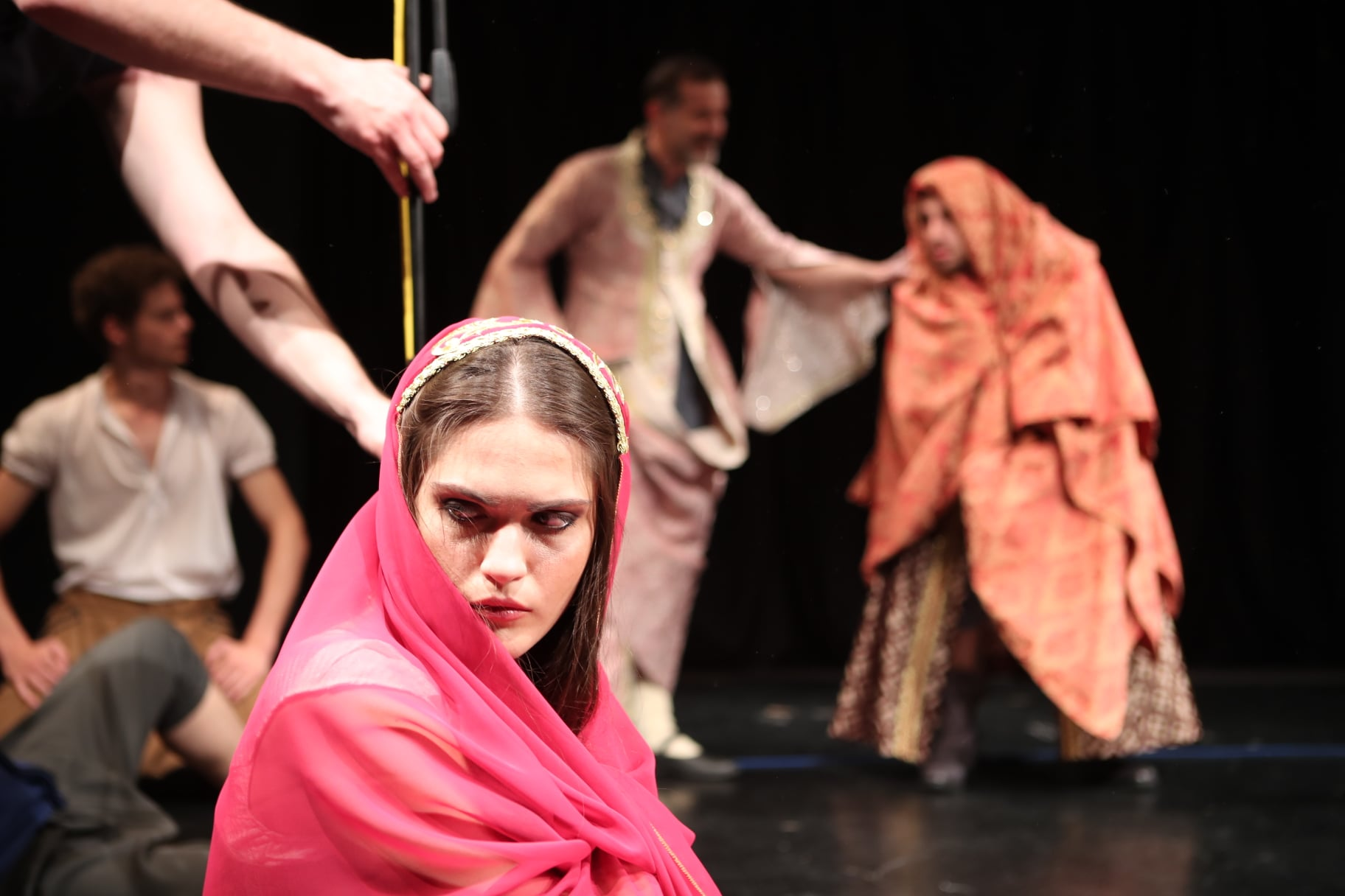 Predstava Ajduc
