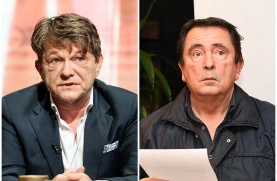 Dragan Bjelogrlić, Lane Gutović