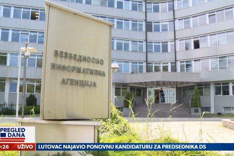 Dumanović, BIA, kad te tuži Bia, prilog, emisija Pregled dana
