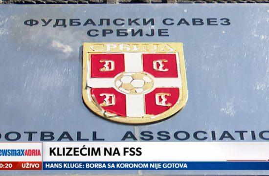 FSS, Ko će na čelo Fudbalskog saveza, prilog, emisija Pregled dana