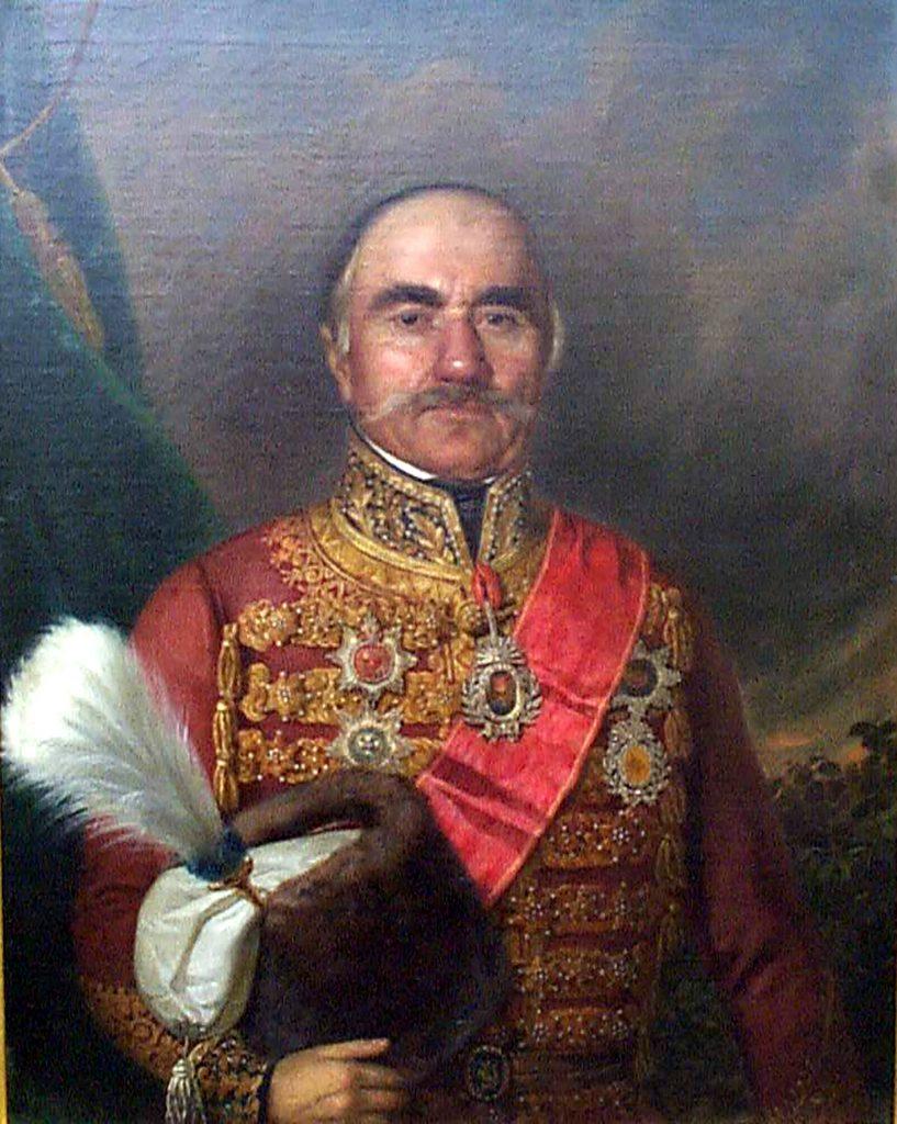 Konak kneza Milosa - stalna postavka