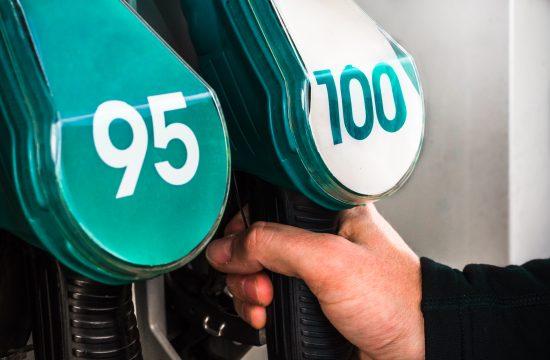 Benzinska stanica benzin gorivo