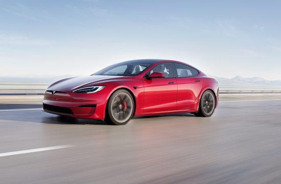 Model S, Plaid Tesla