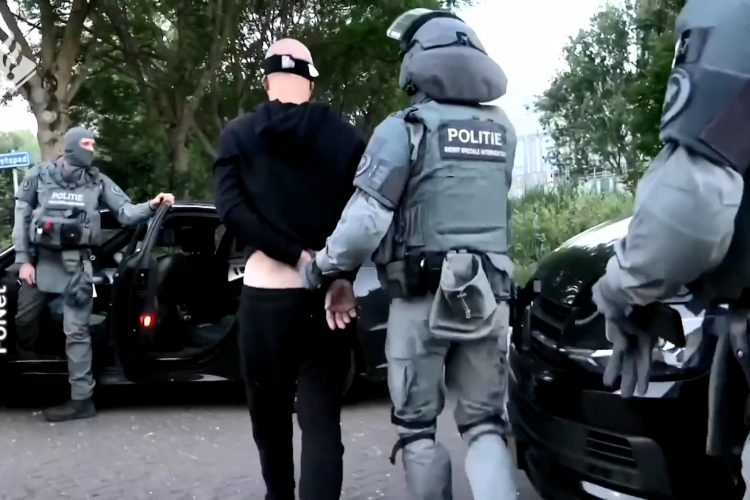 Europol akcija hapšenje
