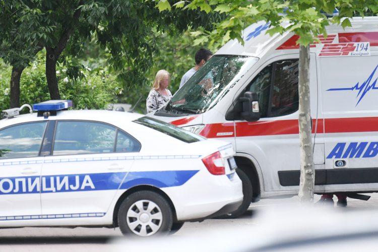 Policija privodjenje hapsenje