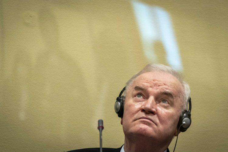 Ratko Mladic Hag izricanje presude