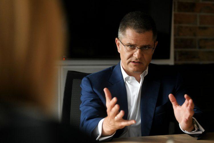 Vuk Jeremić, političar, Narodna stranka, intervju