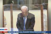 Ratko Mladić, tema Mladić, Ratku Mladiću ptvrđena doživotna kazna zatvora, Za jedne Mladić je zločinac, za druge heroj, prilog, emisija Pregled dana
