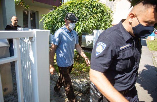 Osijek Darko Kruslin privodjenje hapsenje