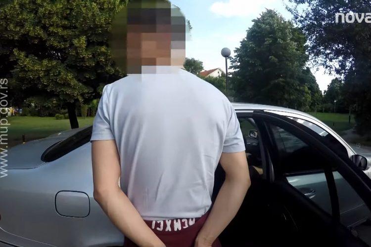 Snimak hapsenja Deksterove grupe, Deksterova grupa