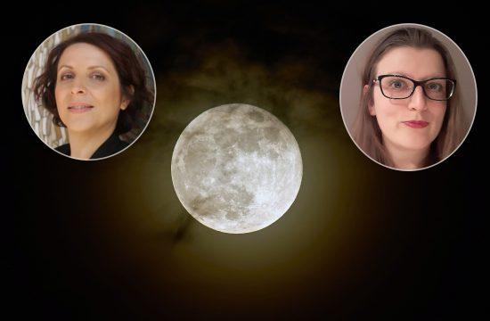 Dr. Ana Cernok i Katarina Miljkovic Mesec