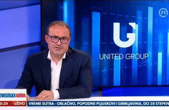 Janez Živko, potpredsednik za finansije UG