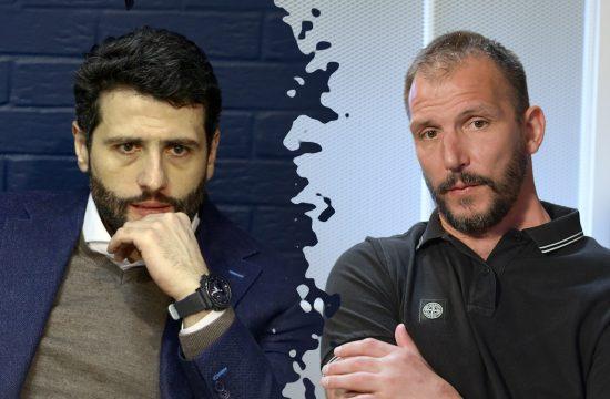 Danilo Ikodinović Aleksandar Šapić Politika