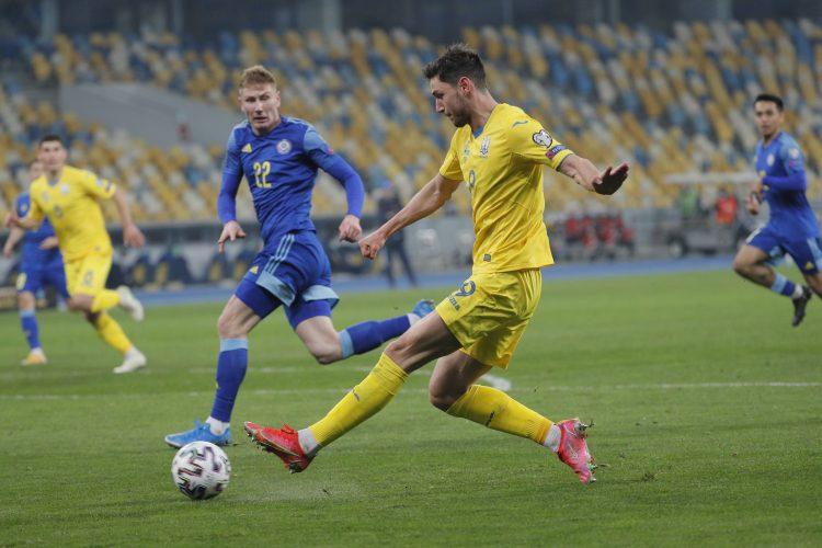 Fudbalska reprezentacija Ukrajine