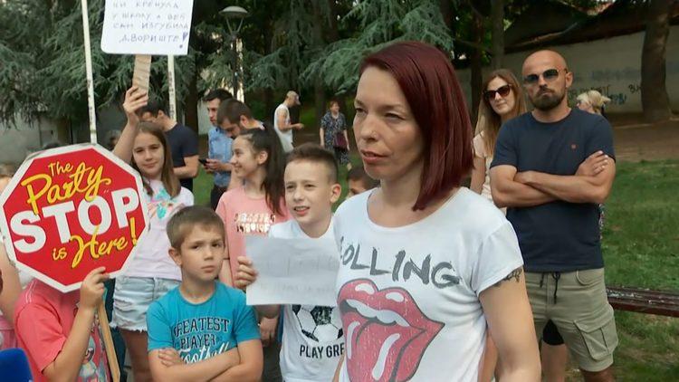 Karaburma protest
