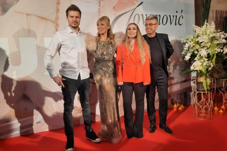 Suzana Jovanovic Sasa Popovic