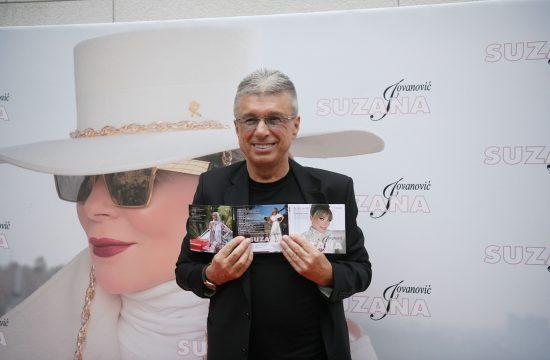 Sasa Popovic promocija novog albuma