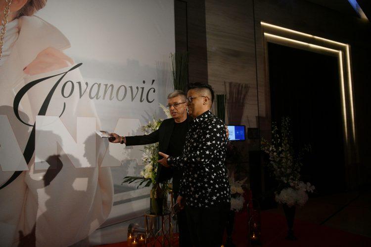 Sasa Popovic Marija Serifovic promocija novog albuma