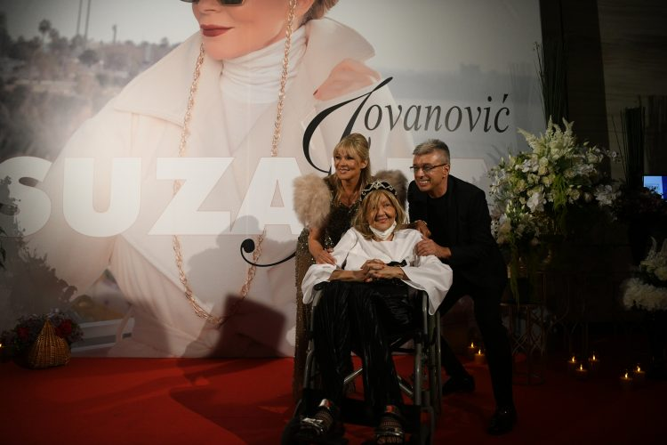 Promocija novog albuma Suzana Jovanovic Sasa Popovic i Marina Tucakovic