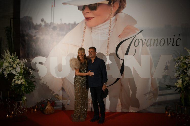 Suzana Jovanovic Ivan Milinkovic promocija novog albuma