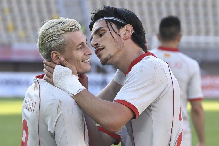 Fudbalska reprezentacija Severne Makedonije, Elif Elmas