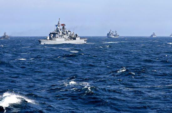 Brod Crno more