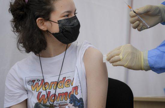 Vakcinacija dece vakcina