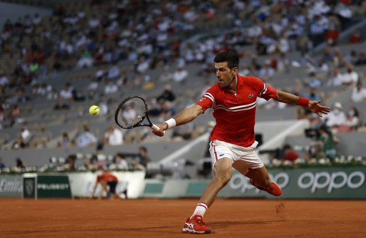 Novak Đoković, Rafeal Nadal