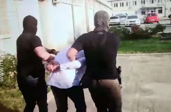Božidar Stolić, hapšenje, zloupotreba službenog položaja, SBPOK