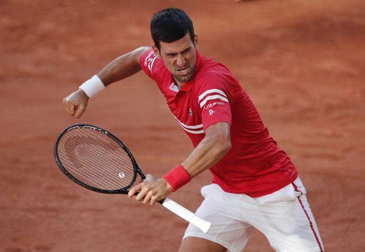 Novak Đoković, Novak Djoković, Rolan Garos, tenis