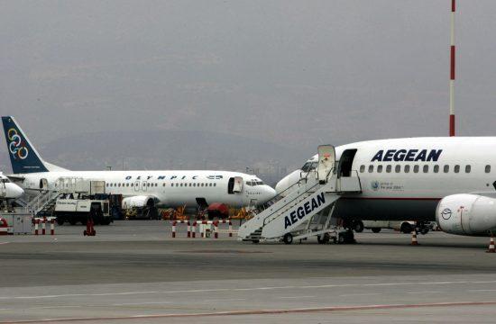 Idžijan erlajns, Aegean Airlines