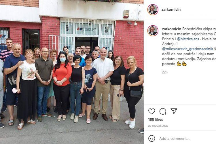Saopštenje za medije GO Narodne stranke Novi Sad