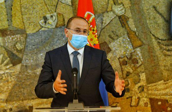 Zoran Gojković. Sednica kriznog štaba, krizni štab, sednica, sastanak, zasedanje
