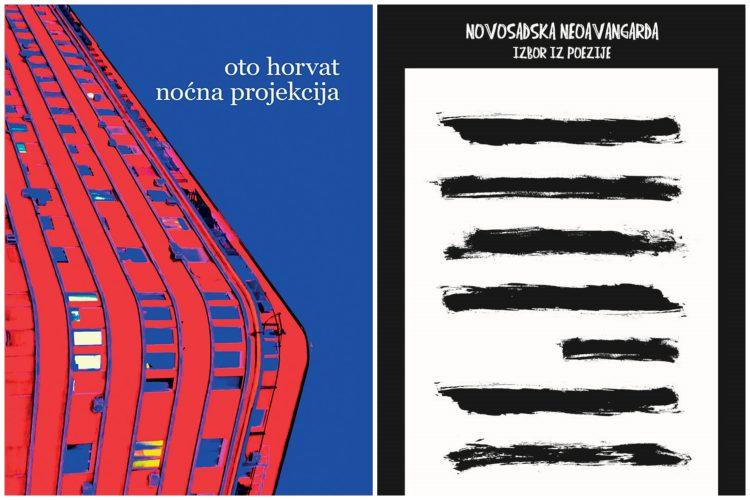 Oto Horvat, Noćna projekcija, Novosadska neoavangarda, izbor iz poezije