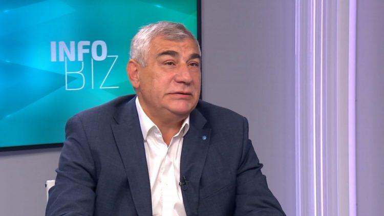 Georgi Genov, direktor Poslovnog udruženja hotelsko ugostiteljske privrede, Hores