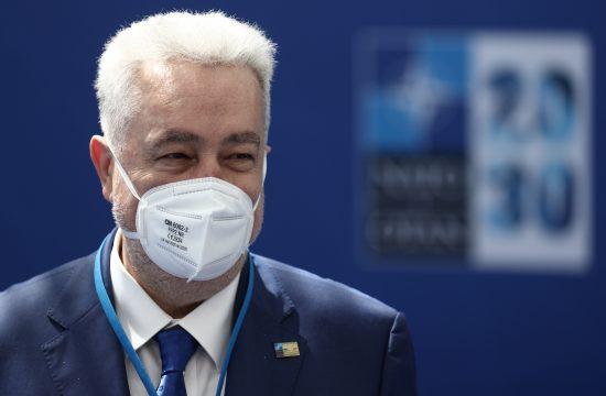 Zdravko Krivokapić, Nato