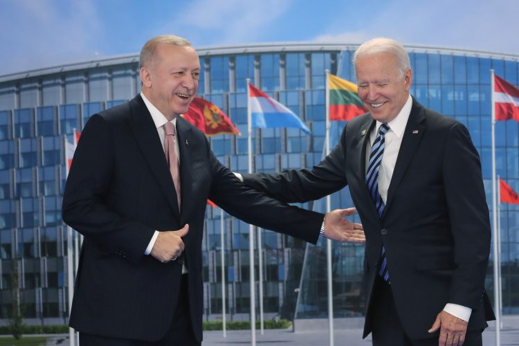 Erdogan, Bajden, Nato