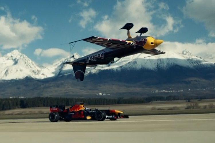 avion formula trka