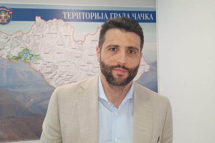 Aleksandar Sapic Cacak