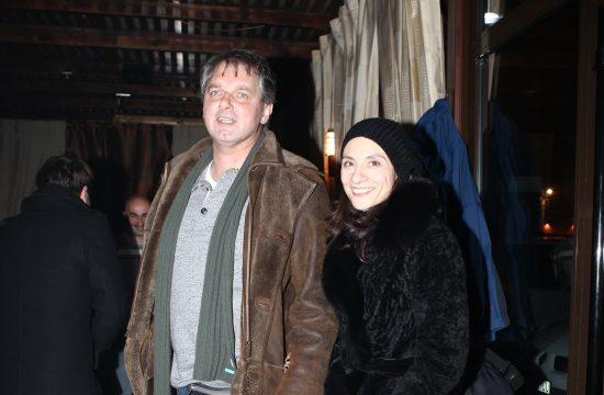 Milorad Mandic Manda i Anastasia Mandic