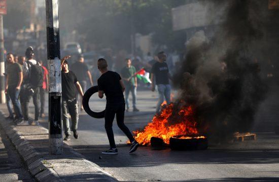 Jerusalim neredi Palestina