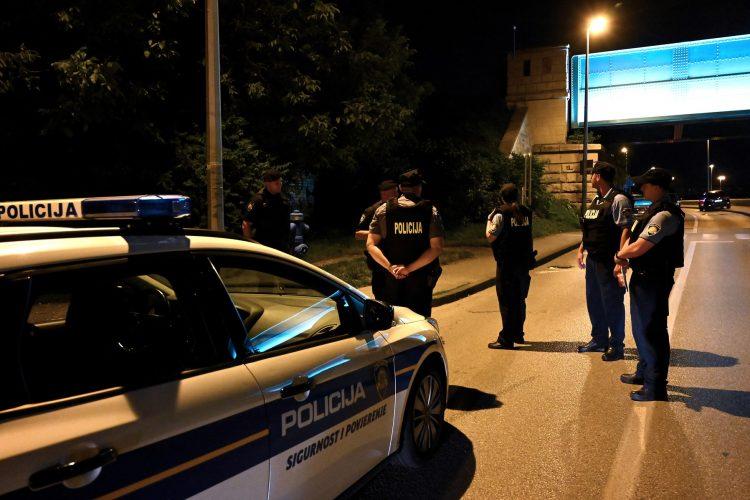 Hrvatska policija ilustracija