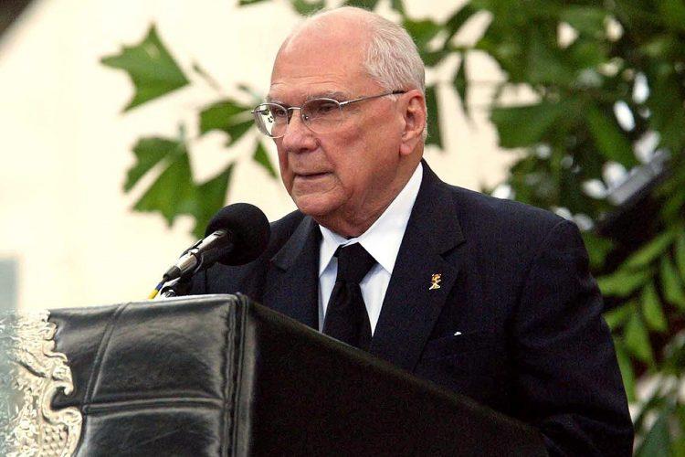 Bivsi predsednik Nikaragve Enrike Bolanos