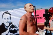 Ženeva samit protest Navaljni