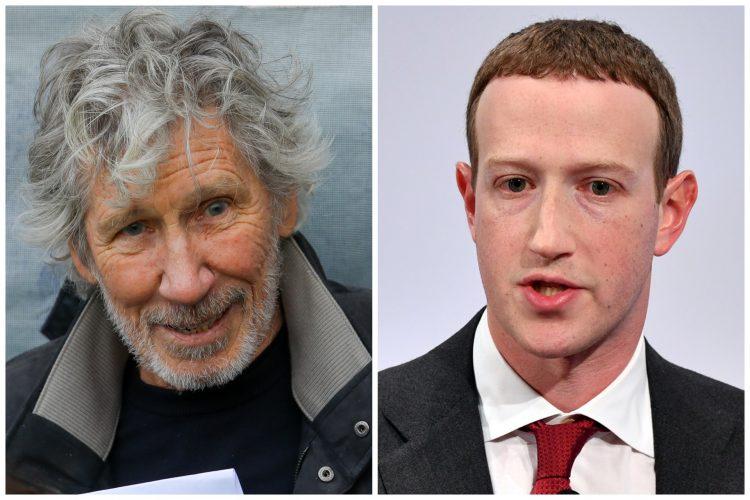diptih Roger Waters i Mark Zuckerberg