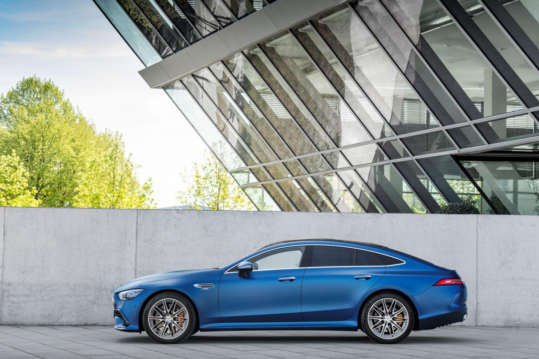 Mercedes AMG-GT, AMG-GT
