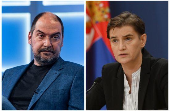Draža Petrović Ana Brnabić