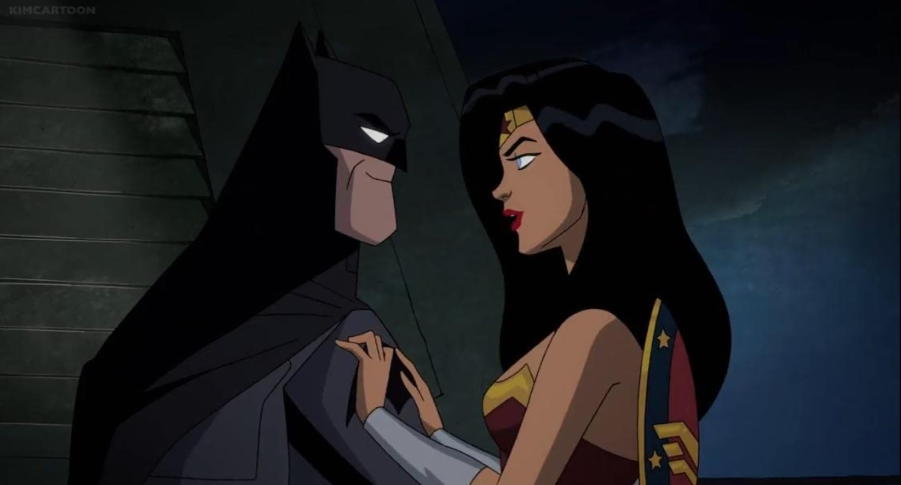Betmen, Wonder Woman