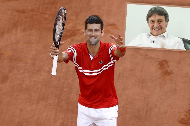 Novak Djokovic i Moma Jakovljevic