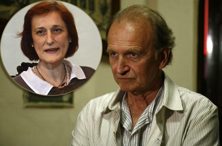 Isidora Zebeljan i Svetozar Cvetkovic